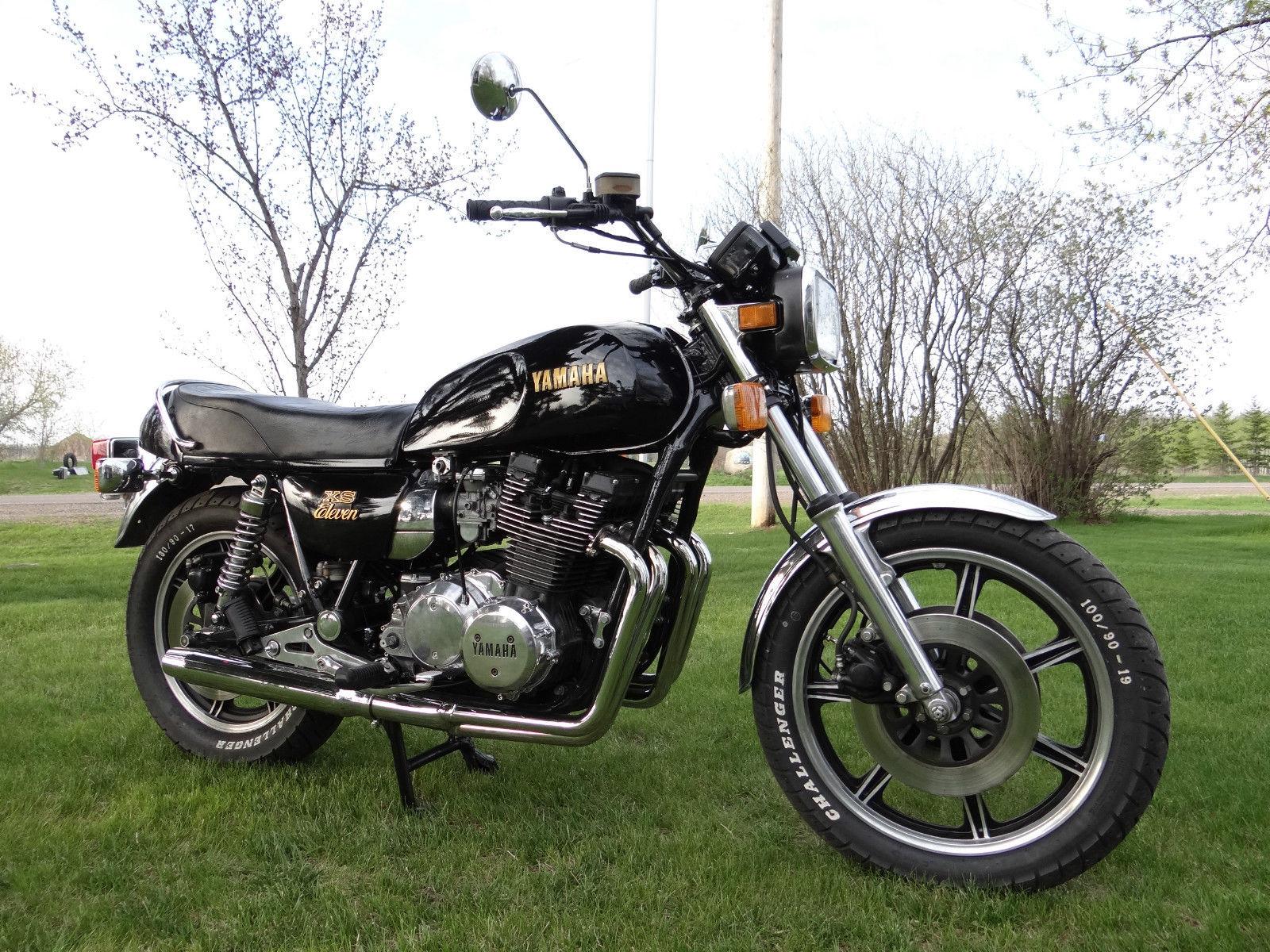 Yamaha XS1100 - 1978