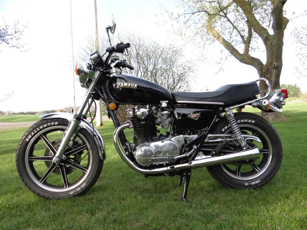 Restored Yamaha Xs650 Special 1979 Photographs At Classic Bikes Restored Bikes Restored