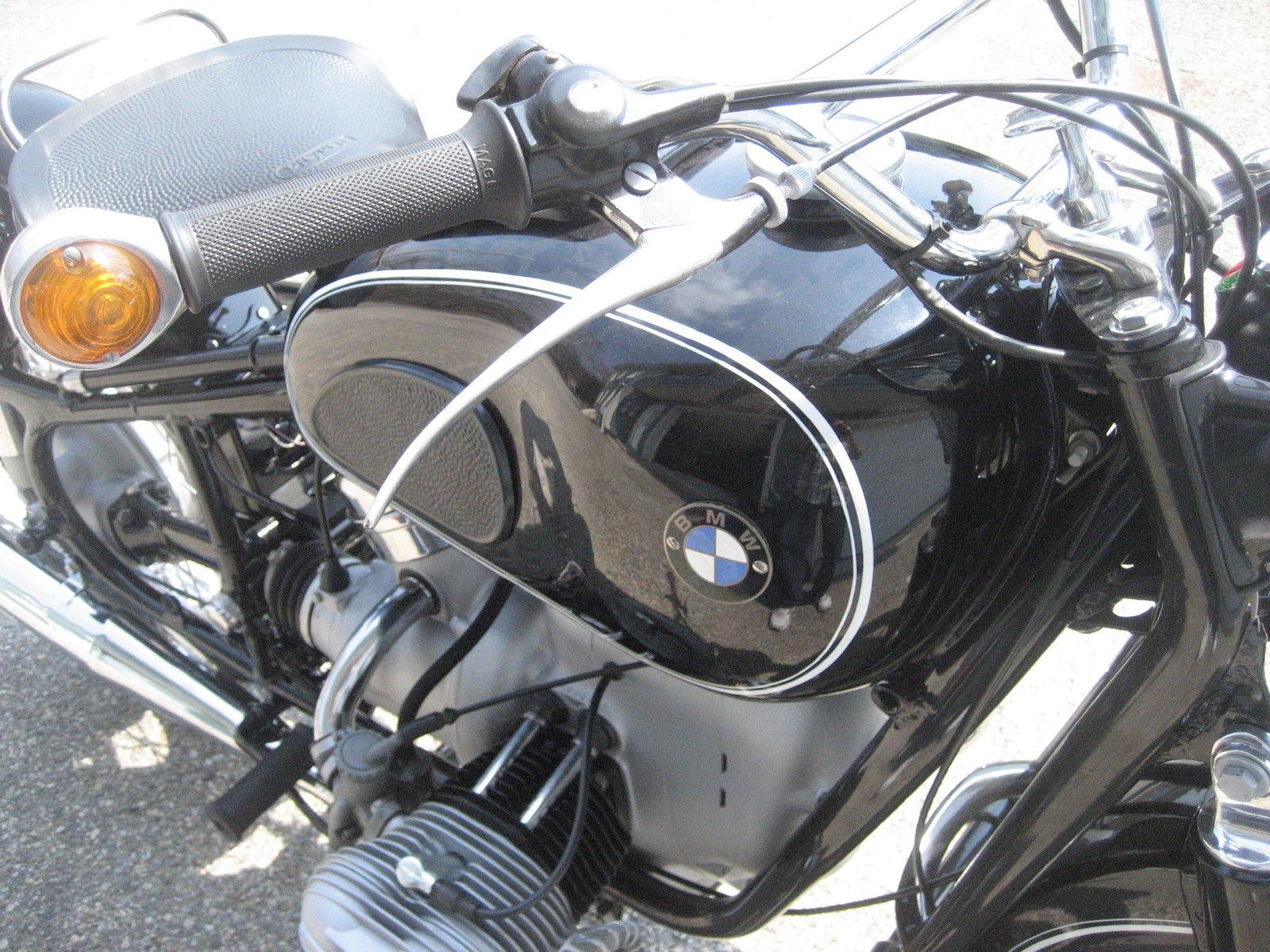 BMW R60/2 - 1966