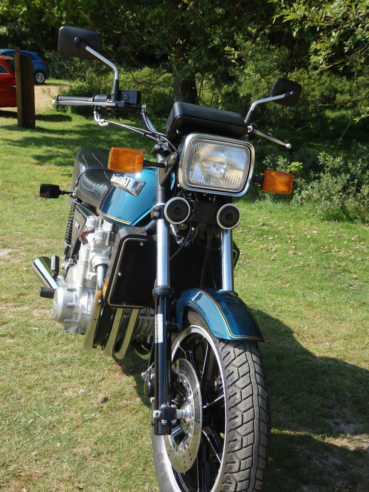 Kawasaki KZ1300 - 1979