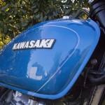 Kawasaki KZ200 - 1977