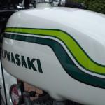 Kawasaki S1 250 - 1972