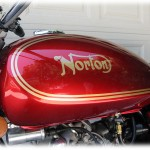 Norton Commando - 1974