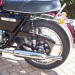 Triumph Bonneville T140V - 1978
