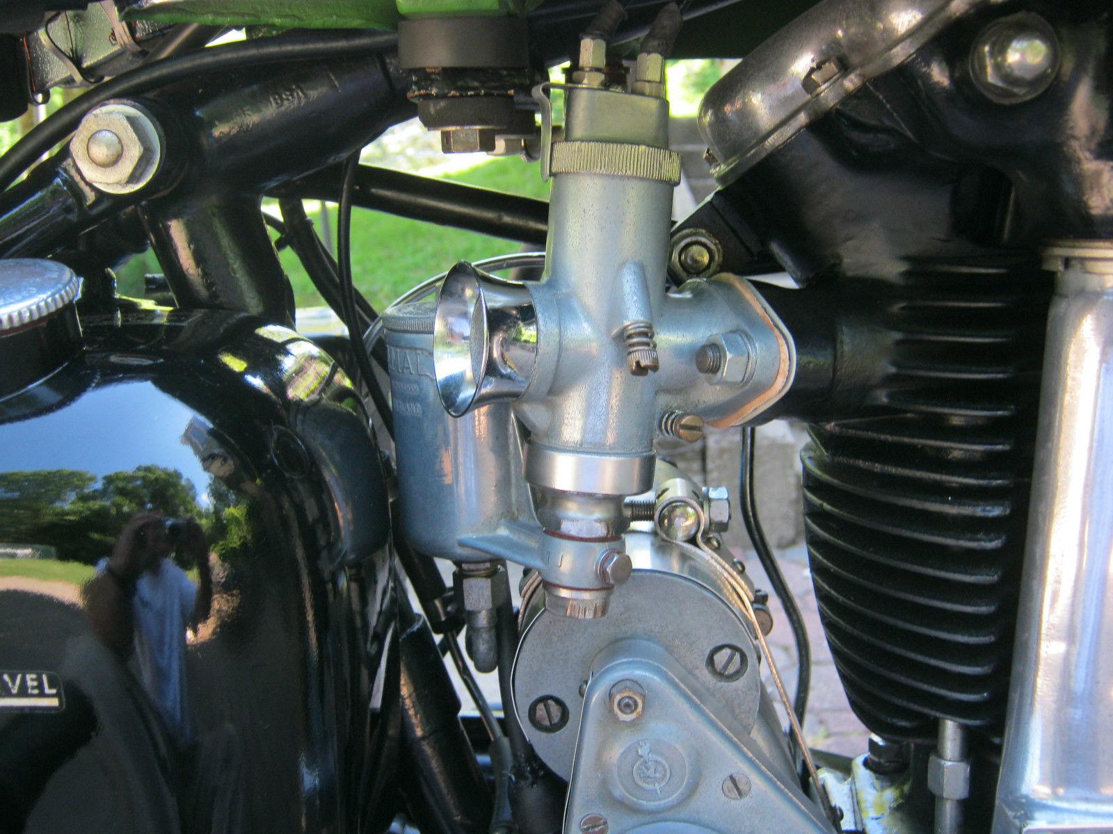 BSA B31 - 1950 .