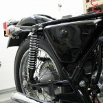Harley-Davidson SS250 - 1976