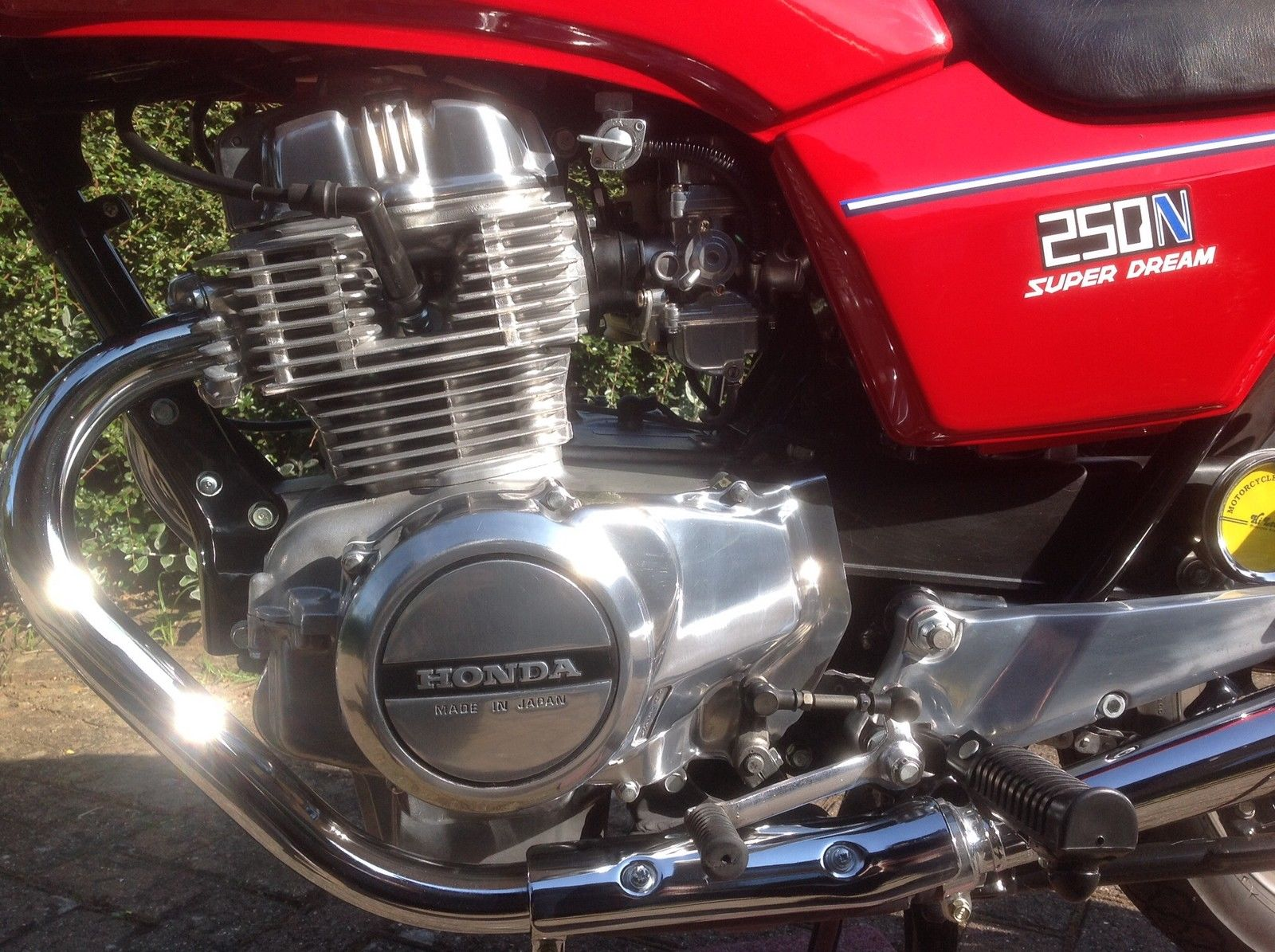 Honda CB250N Superdream - 1979