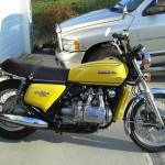 Honda Goldwing GL1000 - 1976