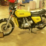 Honda Goldwing GL1000 - 1976
