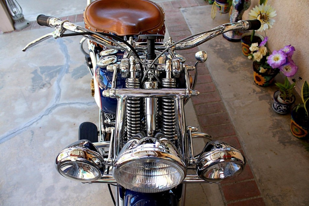 Indian Chief - 1946 - Restored Classic Motorcycles at ...