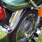 Kawasaki KZ900 - 1976