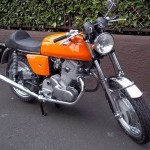 Laverda 750SF - 1972