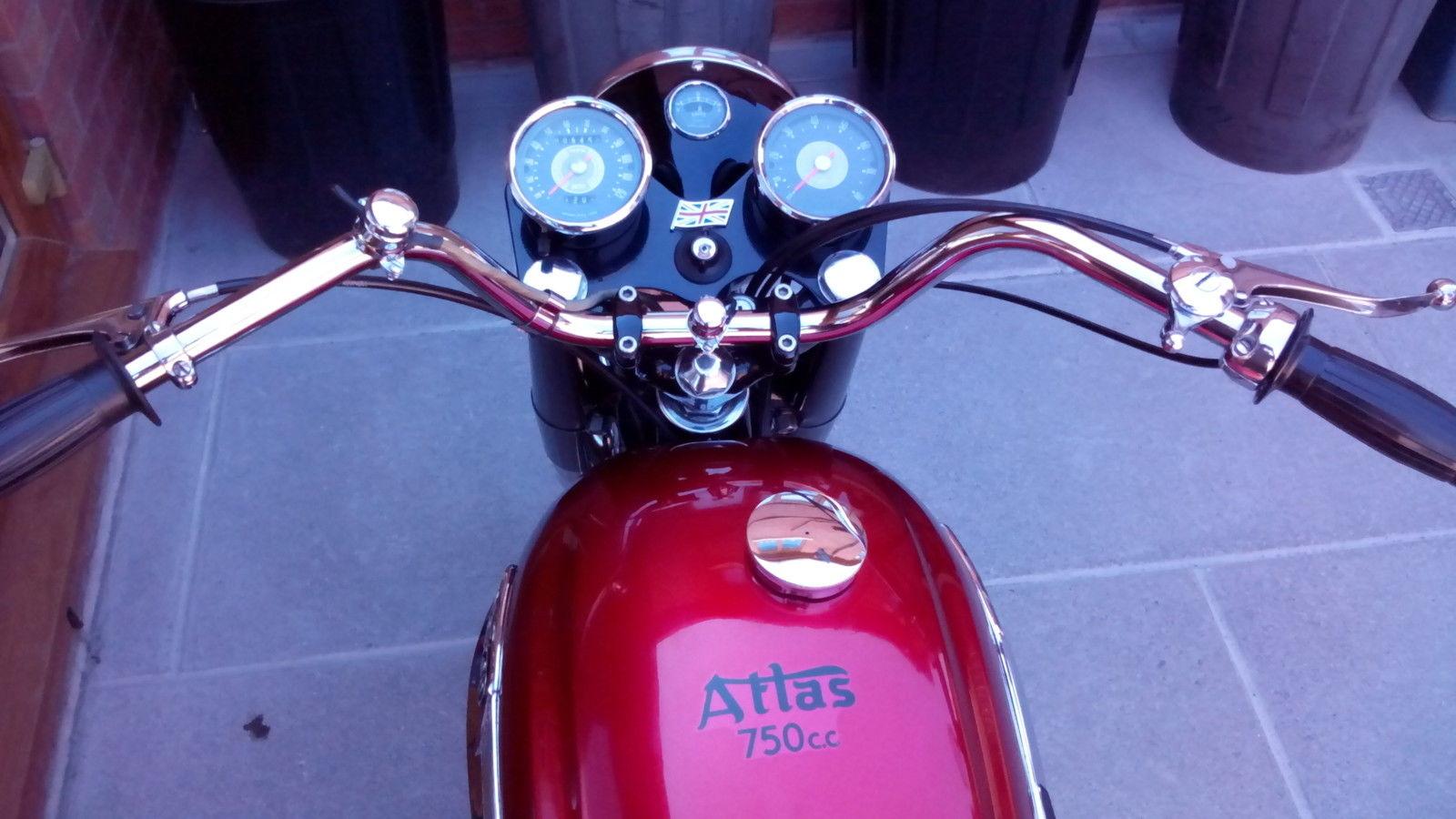 Norton Atlas - 1965