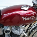 Norton Commando Roadster - 1973