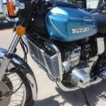 Suzuki GT750B - 1977
