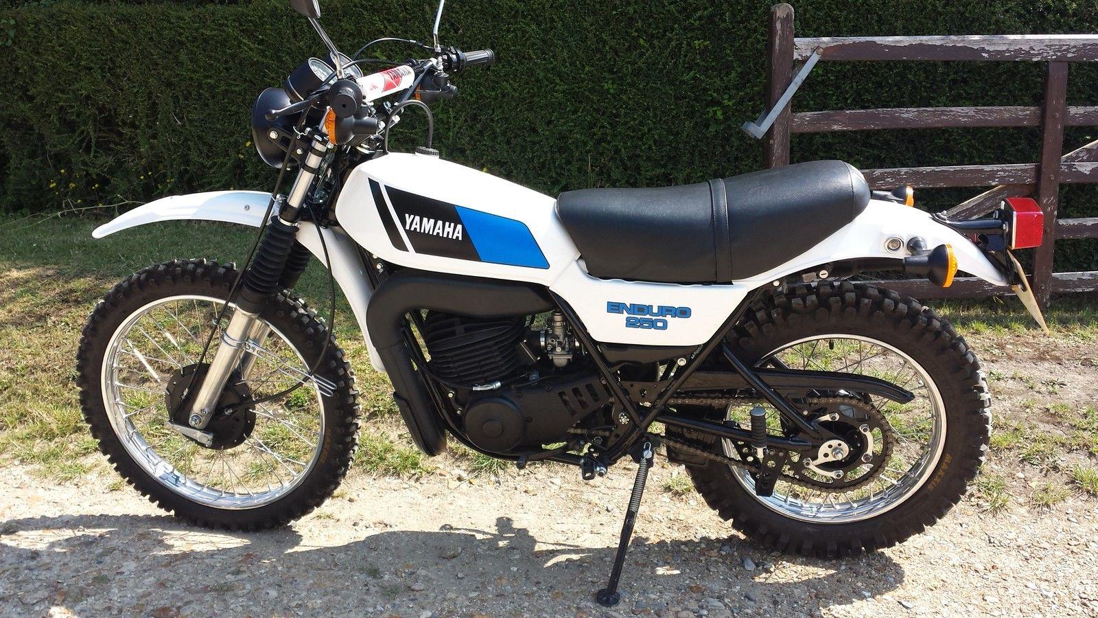 Yamaha DT250 - 1979