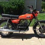 Yamaha RD350 - 1976