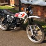 Yamaha XT500 - 1978