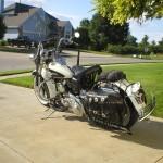Harley-Davidson Panhead - 1951