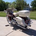 Harley-Davidson FLH Touring - 1970