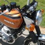 Honda CB750 - 1972