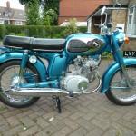 Honda CD175 - 1967