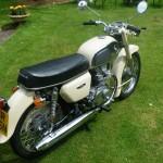 Honda CD175 - 1974
