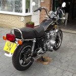 Kawasaki KZ750LTD - 1981