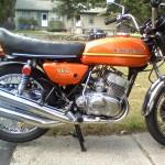 Kawasaki S3 - 1973
