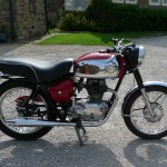Royal Enfield Crusader - 1963