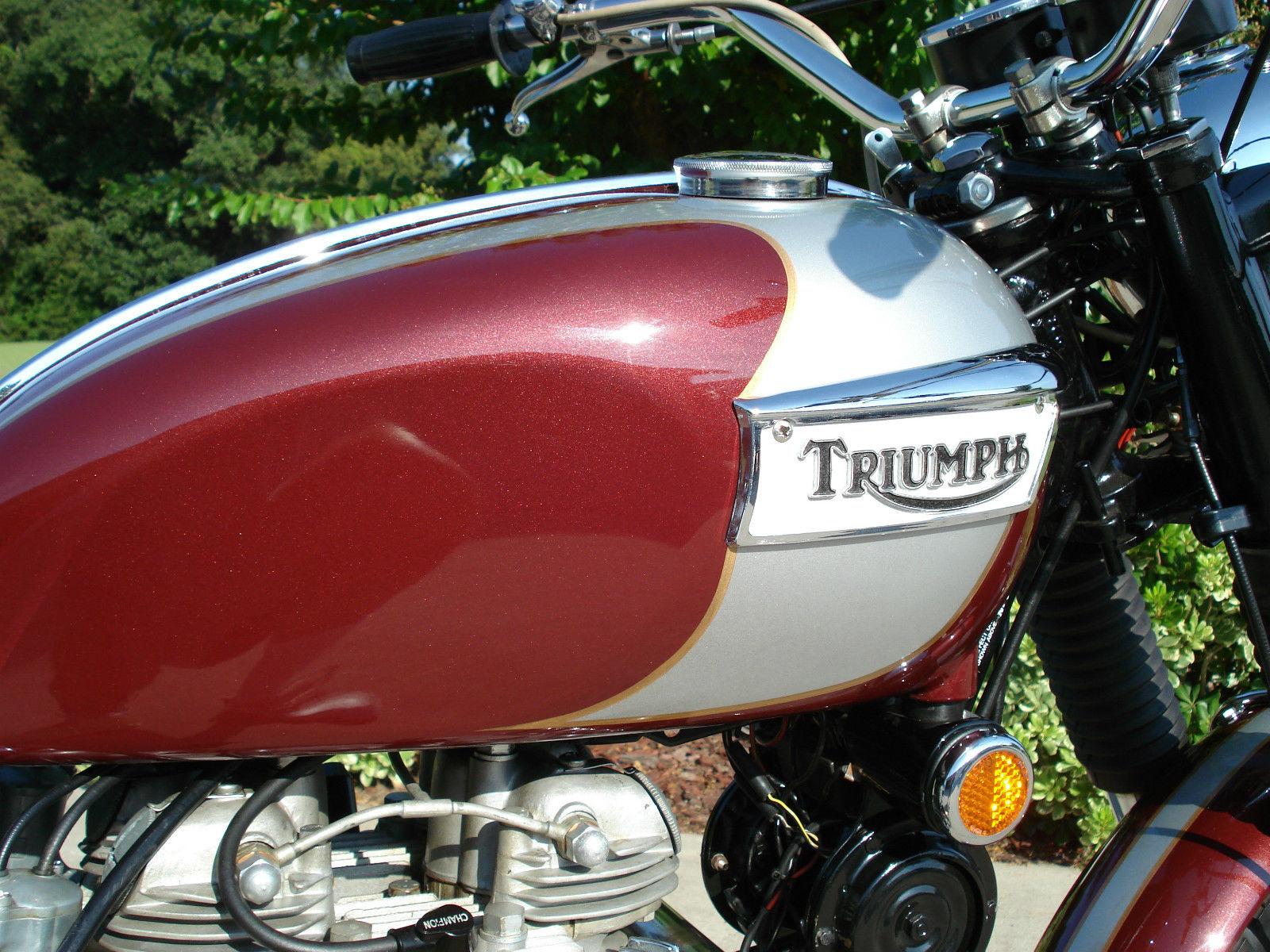 Triumph Bonneville - 1970