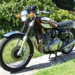 Triumph Trident T160 - 1975