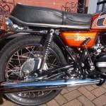 Yamaha RD250B - 1975