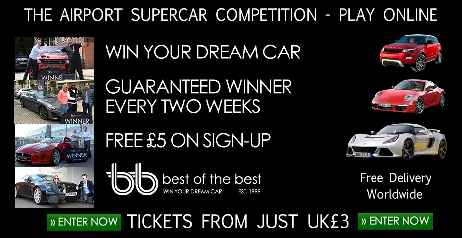 Best of the Best - Supercar Competition