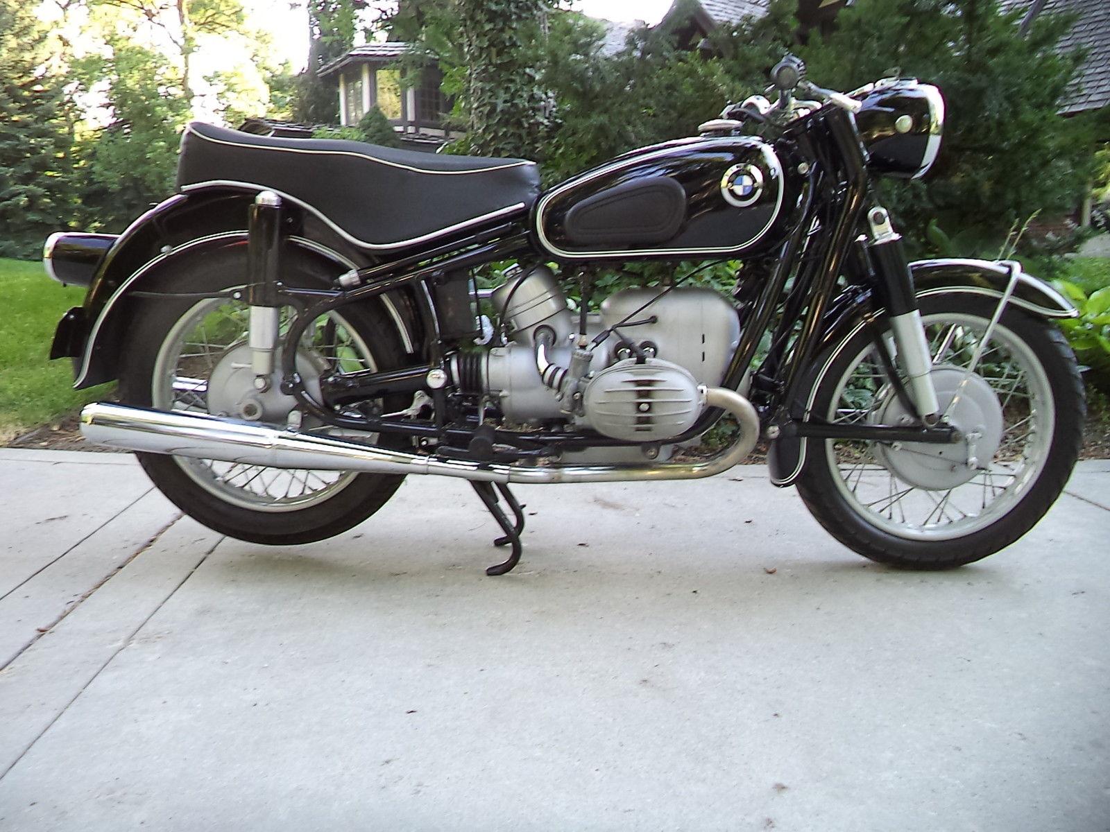 BMW R50/2 - 1969