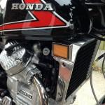 Honda CX500 - 1981