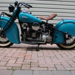 Indian 440 Four - 1940