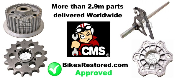 Motorcycle Part and Spares