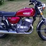 Suzuki GT500 - 1978