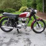 Triumph Bonneville 650 - 1970
