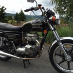 Triumph Bonneville T140D - 1979