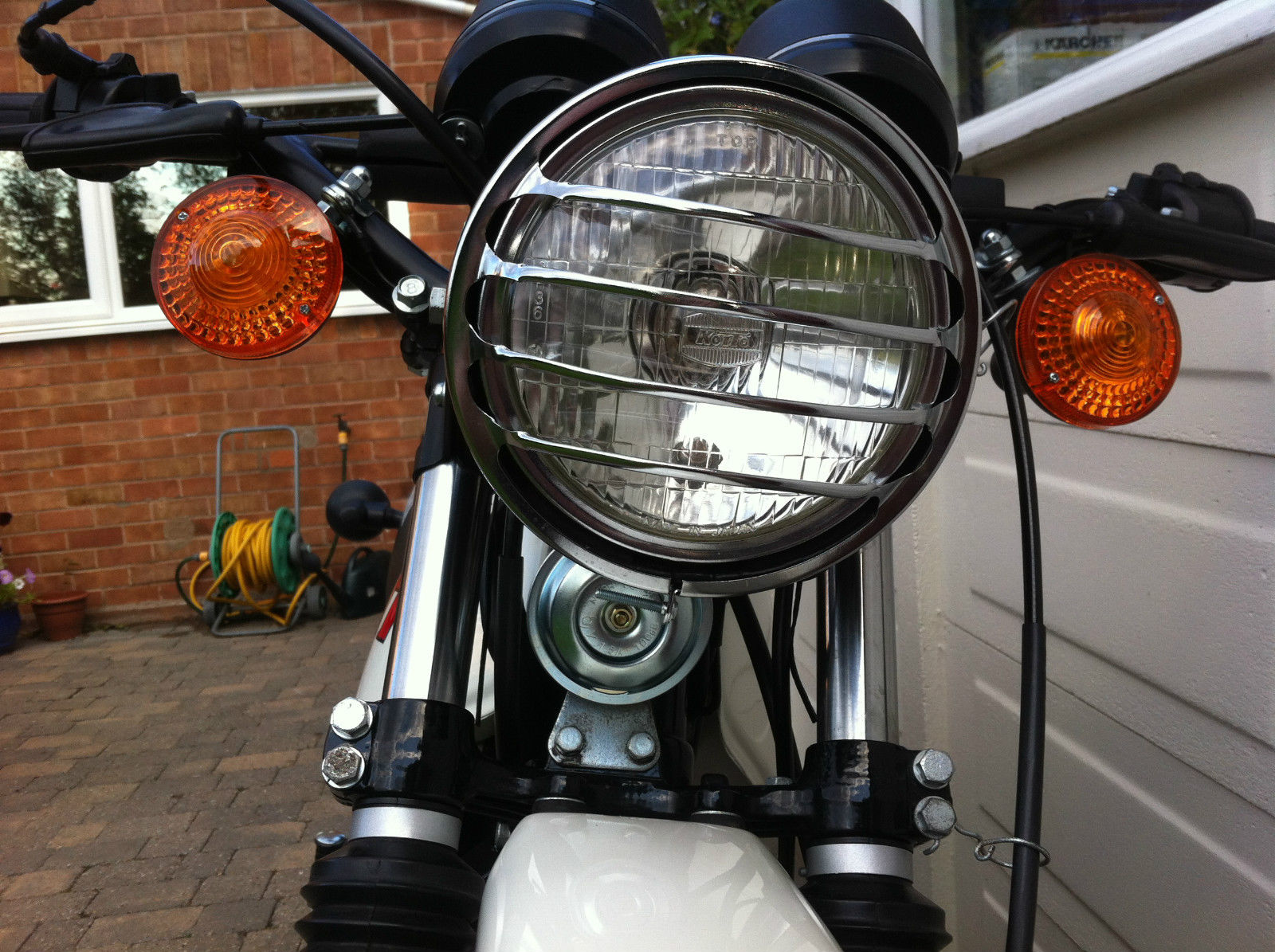 Yamaha DT175MX - 1981