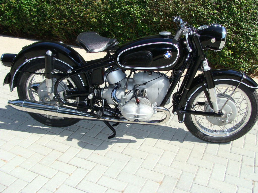 Restored Bmw R69 1960 Photographs At Classic Bikes Restored Bikes Restored