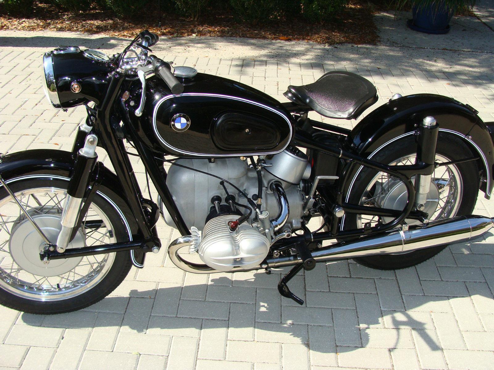 BMW R69 - 1960