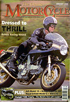 classic motorcycle magazine