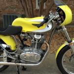 Ducati Desmo 450 - 1971
