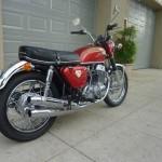 Honda CB750 K0 - 1970