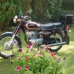 Honda CD200 Benly - 1981