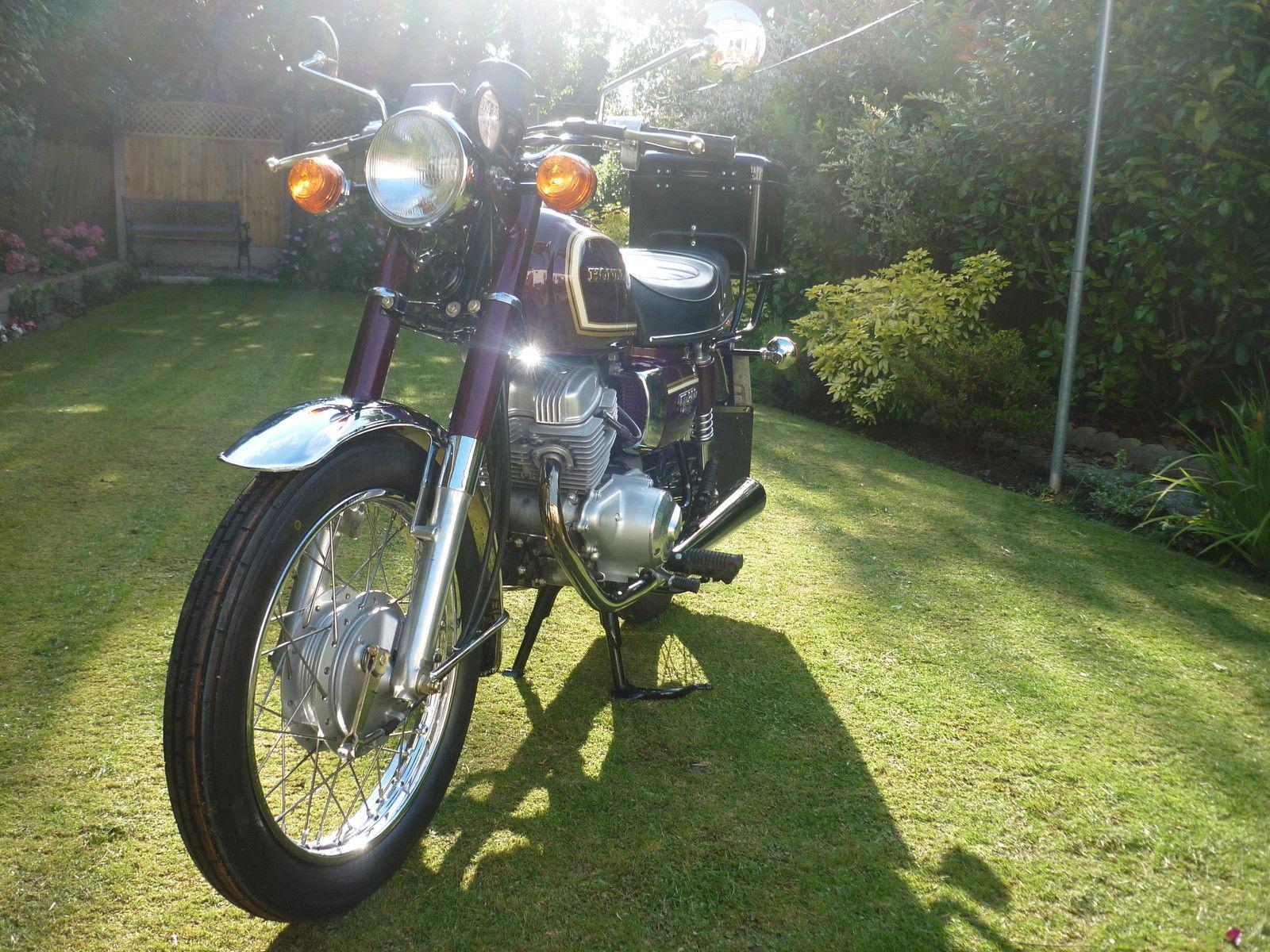 Honda CD200 Benly - 1981