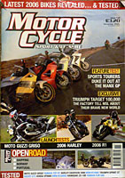 Motorcycle Sport & Leisure Magazine